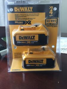 DEWALT BATTERY 4 amp $70