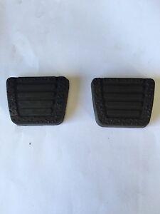 Datsun 240z 260z brake &clutch pedal rubbers  Seaford Frankston Area Preview