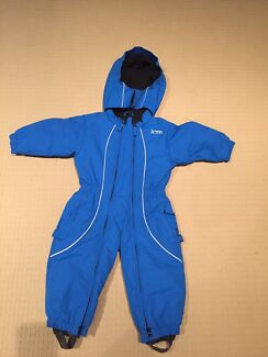 Brand new papoose ski suit - sz 1