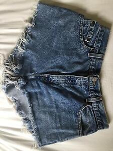 Levi vintage denim shorts Size 10 Bronte Eastern Suburbs Preview