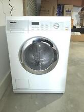 Three year old Miele Honeycomb Care W5943 Front Loader Moama Murray Area Preview