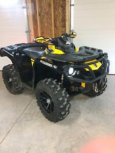 SOLD! 2014 Can-Am Outlander XT-P 1000 ~ Financing Available!