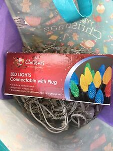Bag of LED Multicoloured lights Blacktown Blacktown Area Preview