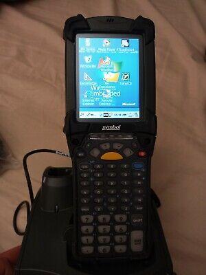 Symbol Motorola Mc92n0-ga0sxeya5wr Wireless Barcode Scanner Not Work Pls Read