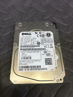 """16 Mb Cache Scsi (Dell MBC2073RC 2.5"""" SCSI 15K RPM 16MB Cache 73GB HDD Tested Good )"""