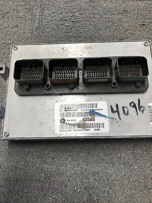 Engine Computer  2012 Dodge Ram Truck 05150635AB 5.7L AT PCM