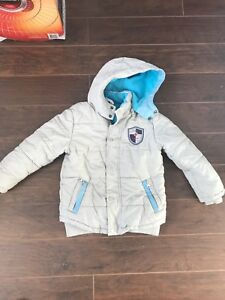 Winter jacket size 120cm, equivalents to roughly 5T