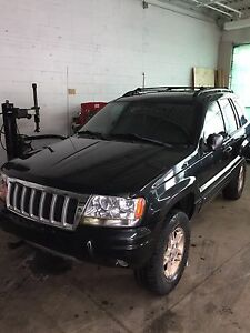 Piece jeep grand cherokee WJ