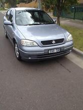 2004 Holden Astra Hatchback Fawkner Moreland Area Preview