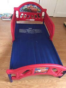 McQueen Toddler Bed