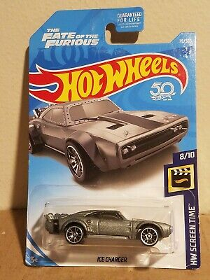 Hot Wheels HW Screen Time Fast And The Furious Ice Charger