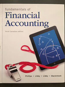 Fundamentals of Financial Accounting 3rd Ed. - Comm 201