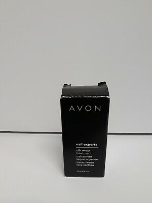 new Avon Nail Experts silk wrap treatment nail polish