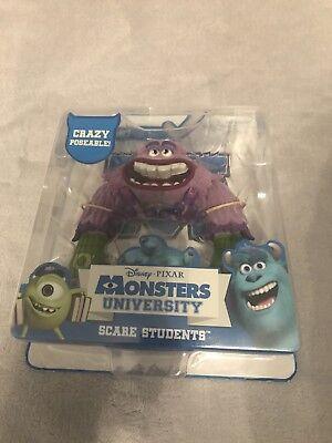 Disney's Monsters University collectible Art Action Figure Brand New
