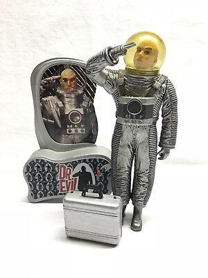 Austin Powers McFarlane DR. EVIL Moon Mission Talking Base 1999 16cm + Zubehör (Austin Powers Zubehör)