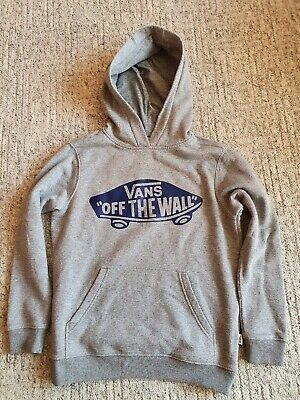 Boys vans hoodie - size small - excellent condition