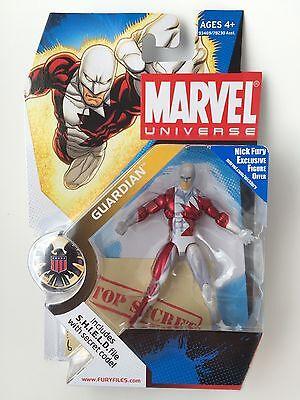 Marvel Universe * GUARDIAN * Canadian Super Hero * 2010 * Hasbro