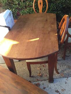 Oak Dining Table For Sale