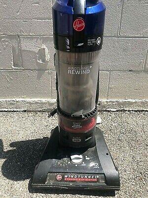 Hoover UH70825 WindTunnel 2 Rewind Bagless Upright Vacuum (Hoover Windtunnel 2 Rewind Upright Vacuum Blue)