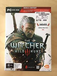 The Witcher 3: Wild Hunt Applecross Melville Area Preview
