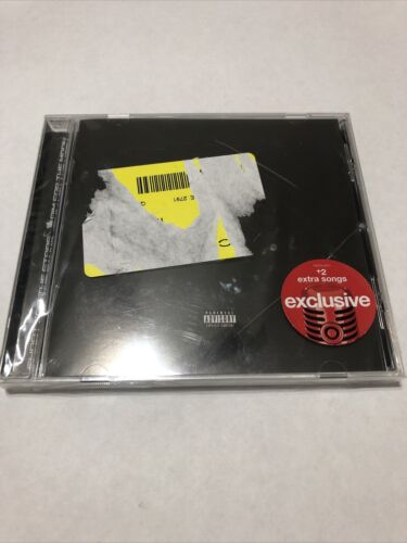 Shoot For The Stars Aim For The Moon Target Exclusive 2 Bonus Songs Damage Case - $13.50