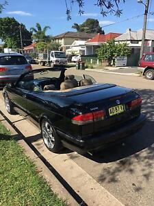 Saab convertible Automatic Granville Parramatta Area Preview