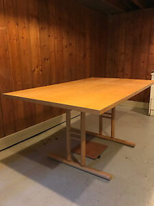 Solid Wood Dining or Work Table