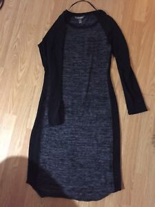 Ladies medium sweater dress