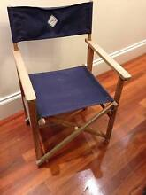 6 x Canvas Directors Chairs For Sale Kingswood 5062 Mitcham Area Preview