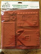 Gingerbread House Silicone Mould (Thermomix) Hunters Hill Hunters Hill Area Preview