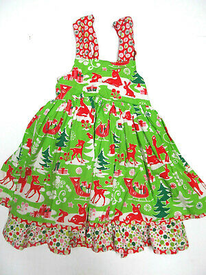 Jelly The Pug Christmas Dress Jumper Holiday Sassy Red Green deer trees snow 6