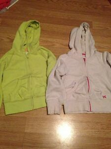 **2 Gymboree sweaters**5-6**$10**