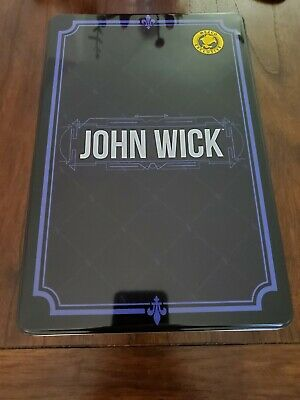 Mezco One:12 John Wick Chapter 2 Deluxe Edition Exclusive Brand New