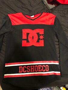 DC Shoes long sleeve shirt kids xl