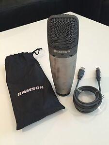 Samson USB Studio Condenser Microphone (C03U) Clarkson Wanneroo Area Preview