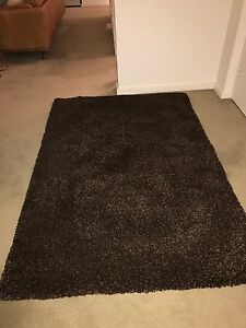 Thick brown IKEA rug Redfern Inner Sydney Preview