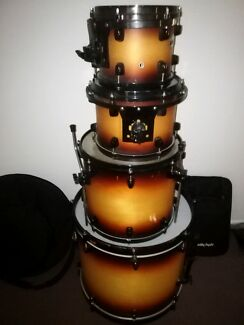 Ddrums for beginner to intermediate Bethania Logan Area Preview