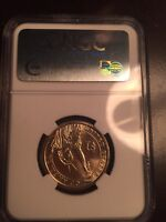 George Washington Ngc graded presidential dollar