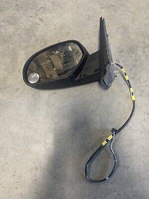 07-13 CADILLAC ESCALADE DRIVER SIDE VIEW POWER DOOR MIRROR GENUINE OEM