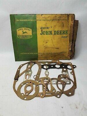 Genuine John Deere L La Li Luc Tractor Engine Upper Gasket Set Al2032t