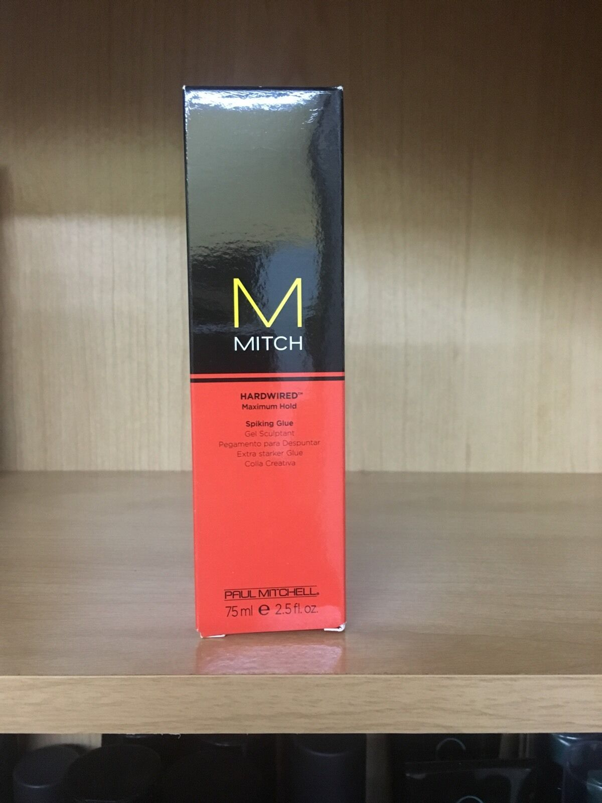 Paul Mitchell Mitch Hardwired Maximum Hold Spiking Glue 2.5o