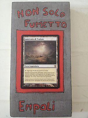 MTG LASTRICATO DI TROKAIR - FLAGSTONES OF TROKAIR - NEAR MINT - ITALIANO