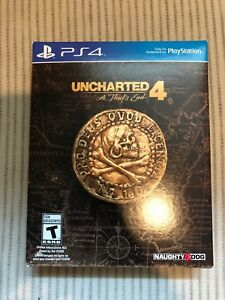 Uncharted 4 PS4 - Special Edition