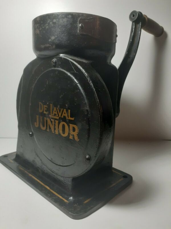 Vtg Rare De Laval Junior #2 Cream Separator Base