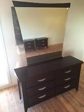 6 draw dressing table + 2 bed side tables Chipping Norton Liverpool Area Preview
