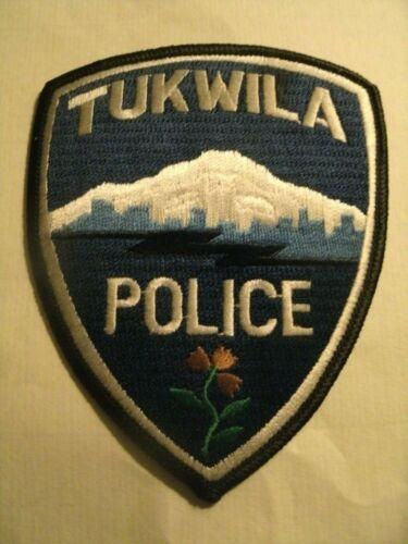 TUKWILA POLICE PATCH