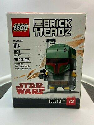 LEGO BrickHeadz Disney Star Wars Boba Fett 73 #41629