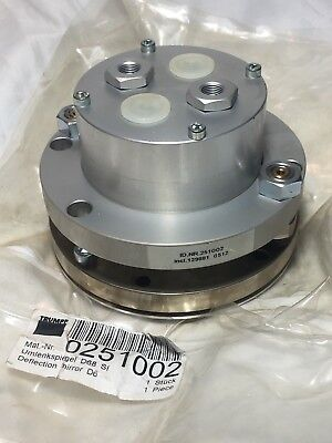 Trumpf Deflection Mirror Laser Optic Casting Assembly 0251002 Incl.129881 0512