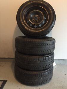 Winter tires package X ICE with rims (4)