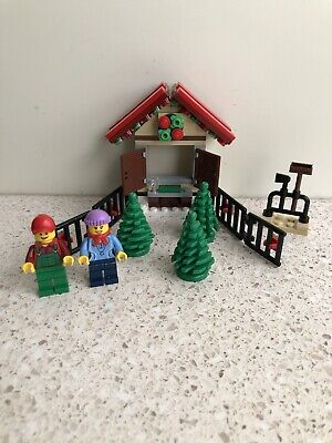 LEGO Creator Christmas Tree Stand - 24008 - 2013 Limited Edition
